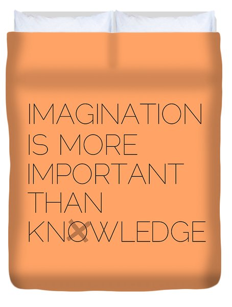 Imagination Duvet Cover