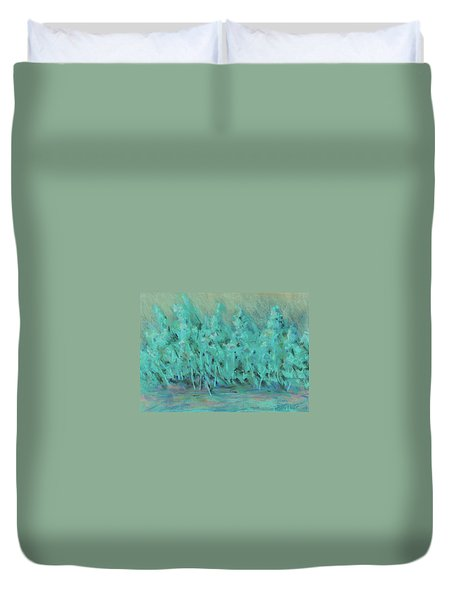 Imagine Duvet Cover by Lee Beuther
