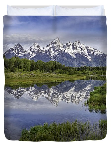 Immense Beauty  Duvet Cover