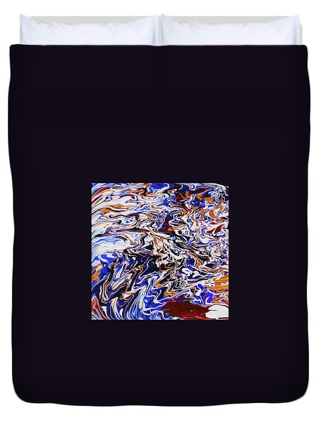 Immersion Duvet Cover by Ralph White