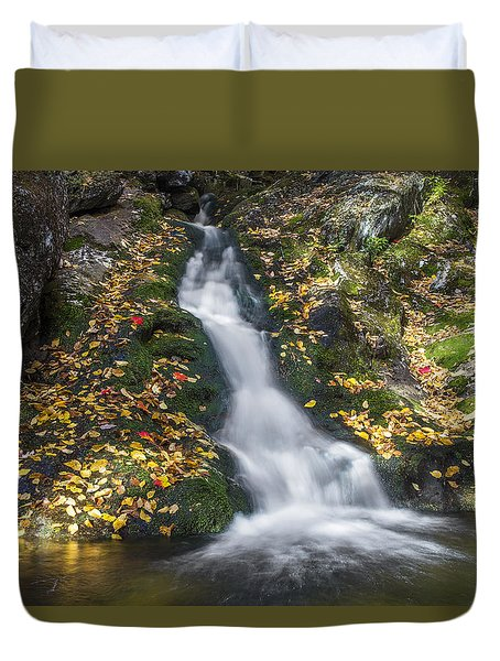 Imp Trail Cascade Duvet Cover