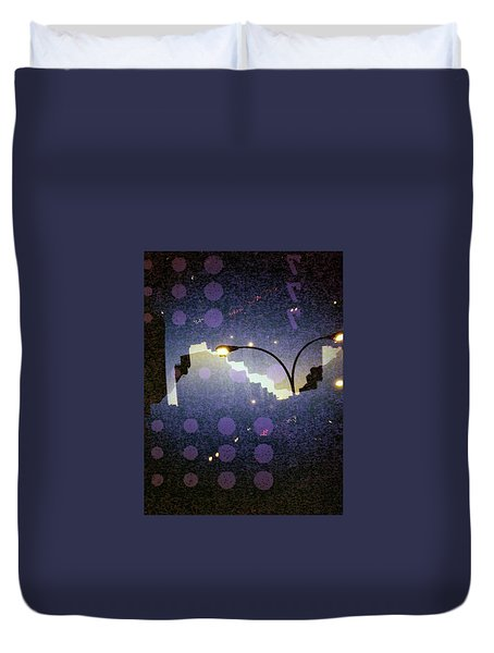 Imperfections IIi Duvet Cover