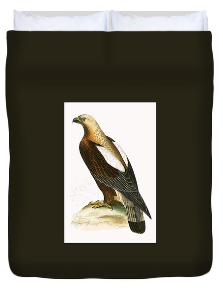 Imperial Eagle Duvet Cover by English School