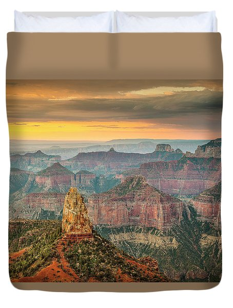 Imperial Point Grand Canyon Duvet Cover