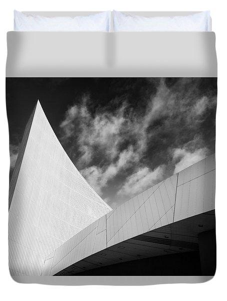 Imperial War Museum, Manchester Duvet Cover