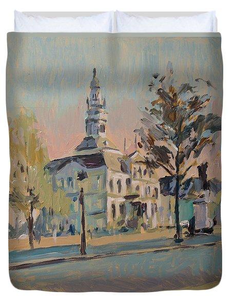 Impression Soleil Maastricht Duvet Cover