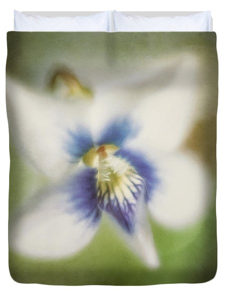 Impressions Of Spring Duvet Cover