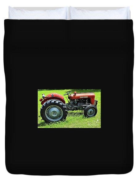 Imt 539 Tractor Duvet Cover
