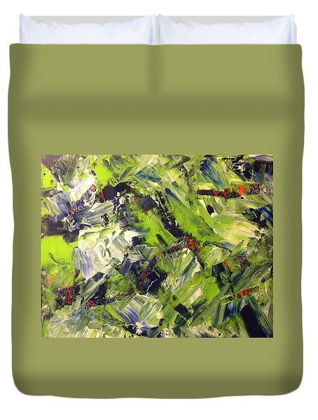 In Abstraction - Gbwo No.1 Duvet Cover