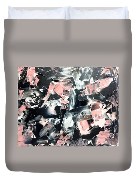 In Abstraction- Pbw No.2 Duvet Cover