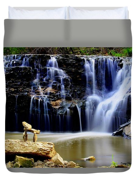 In Balance Duvet Cover