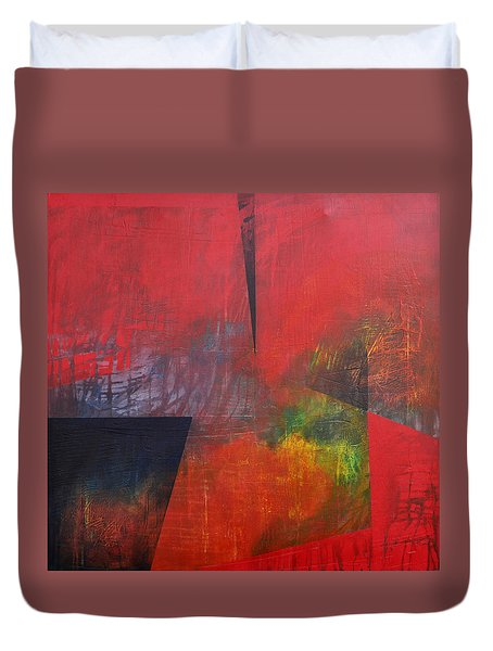 In Between Duvet Cover by Filomena Booth