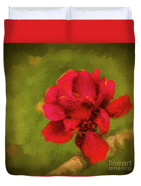 In Bloom Duvet Cover