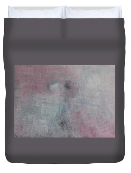 In Fact, It Is Easy To Get Happiness Duvet Cover