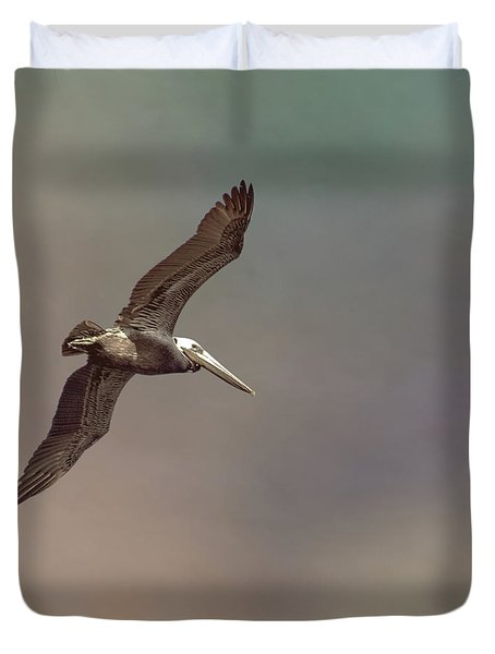 In Flight 2 Duvet Cover