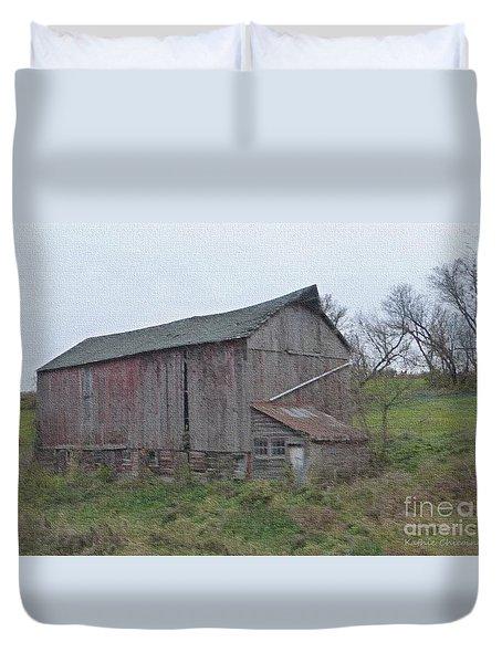 In Need Of Paint Duvet Cover
