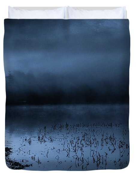 In Nightmares Duvet Cover