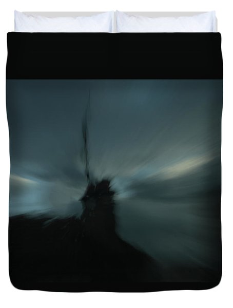 In Re Minore Live Visuals  Duvet Cover