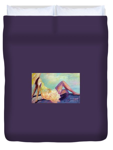 In Sunlight Duvet Cover