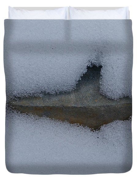 In The Deep Duvet Cover by Susan Capuano