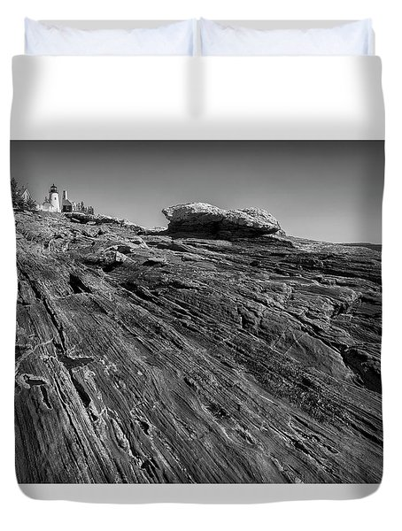 In The Distance Duvet Cover by David Cote