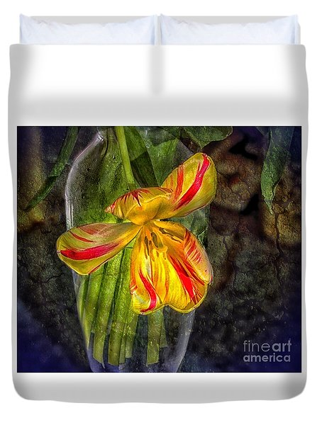 In The Light Of Dawn Duvet Cover