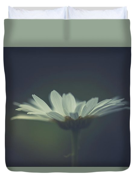 Duvet Cover featuring the photograph In The Light by Shane Holsclaw