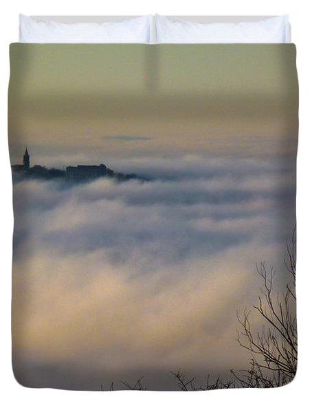 In The Mist 1 Duvet Cover