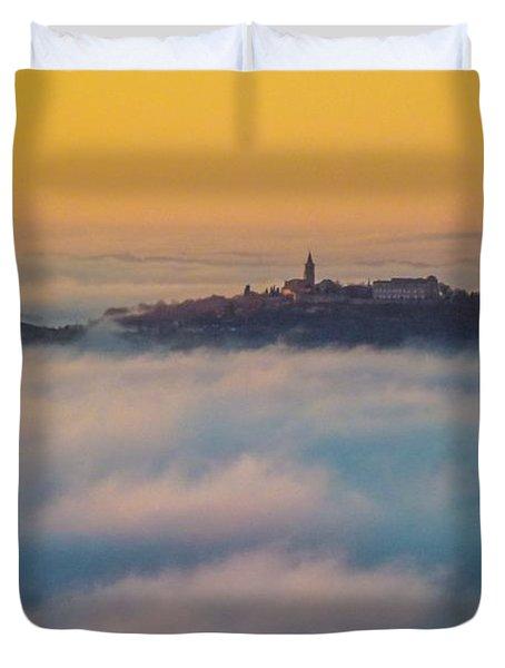 In The Mist 3 Duvet Cover