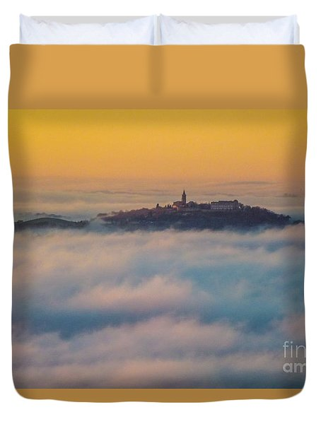 In The Mist 3 Duvet Cover