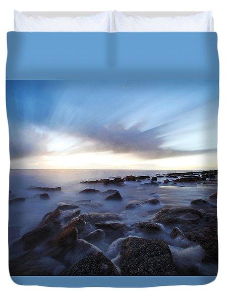 In The Morning Light Duvet Cover