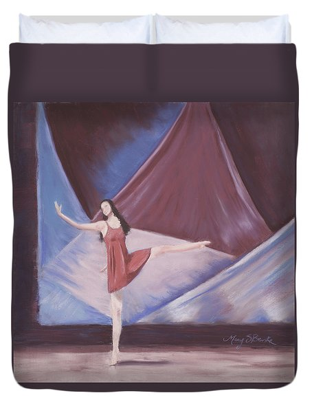 In The Spotlight Duvet Cover