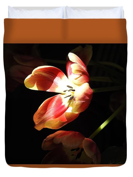 In The Sunlight Duvet Cover