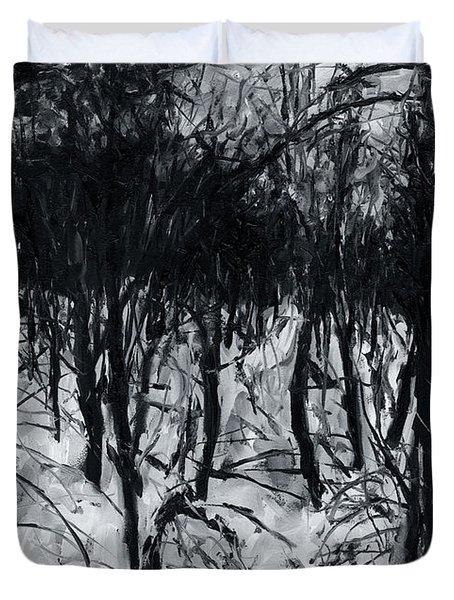 In The Woods 7 Duvet Cover