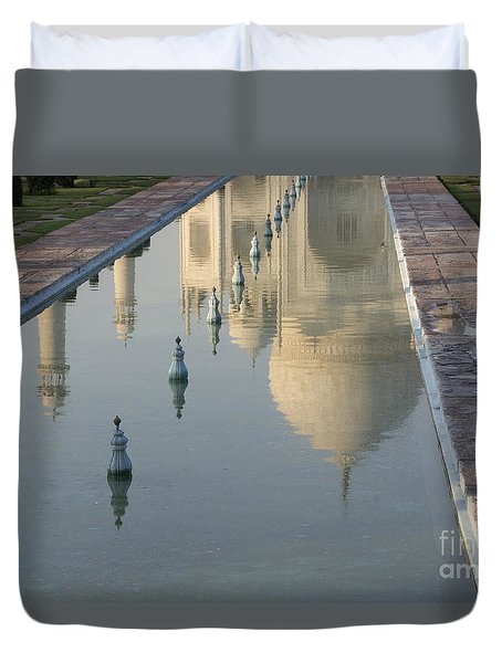 In Water Duvet Cover