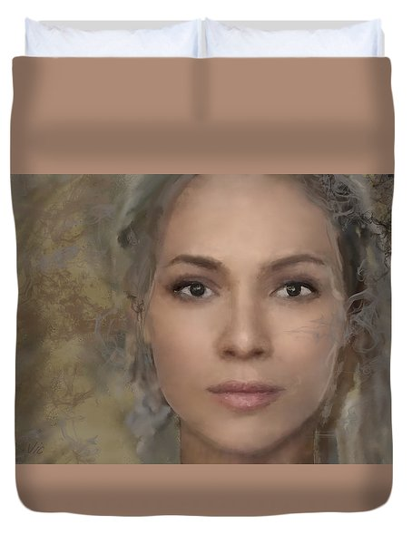Incarnation Duvet Cover
