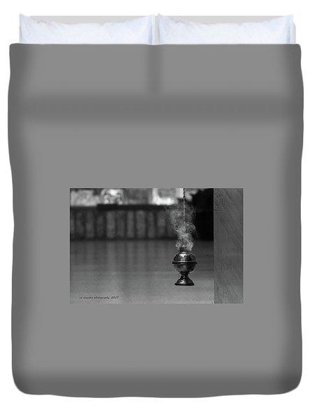 Incense Duvet Cover