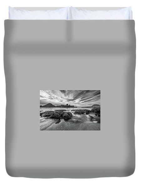 Incoming Tide Duvet Cover
