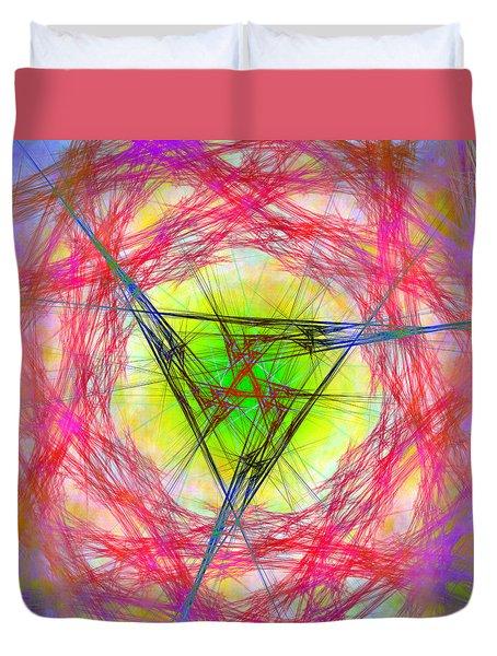 Incrusaded Duvet Cover