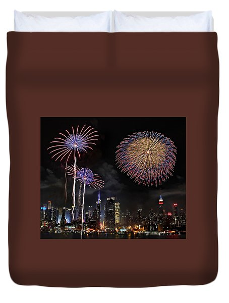 Independence Day Duvet Cover