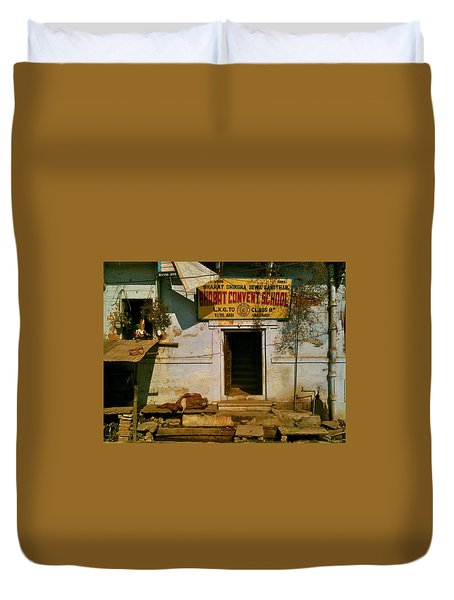 Indian Siesta Duvet Cover