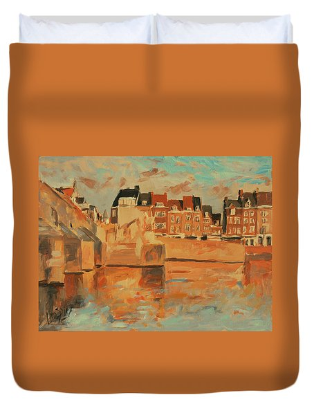 Indian Summer Light Maastricht Duvet Cover