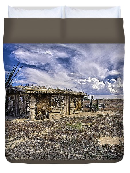 Indian Trading Post Montrose Colorado Duvet Cover
