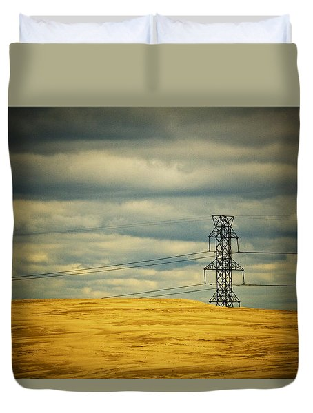Indiana Dunes National Lakeshore II Duvet Cover