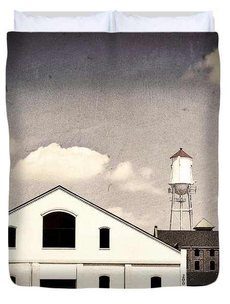 Indiana Warehouse Duvet Cover