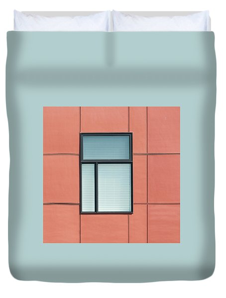 Indiana Windows 5 Duvet Cover