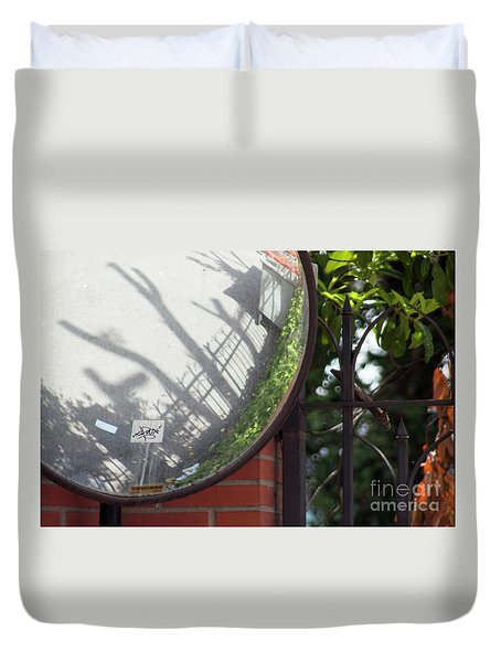 Indirect Nature Duvet Cover