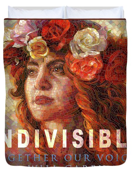 Indivisible Duvet Cover