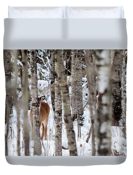 Indus Fawn Duvet Cover