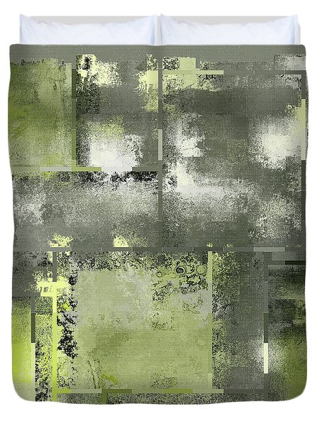 Industrial Abstract - 11t Duvet Cover